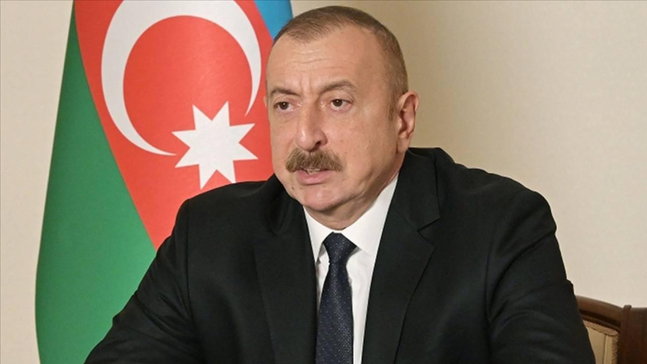 Aliyev'den Ermenistan'a açık mesaj