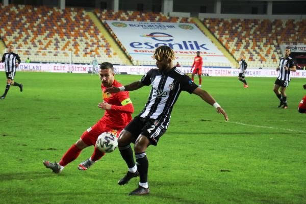 Beşiktaş, Atiba'nın klas golüyle Yeni Malatya'yı mağlup etti - Sayfa 1