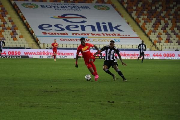 Beşiktaş, Atiba'nın klas golüyle Yeni Malatya'yı mağlup etti - Sayfa 3
