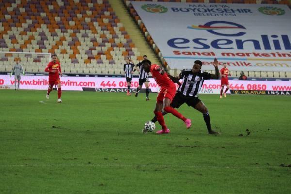Beşiktaş, Atiba'nın klas golüyle Yeni Malatya'yı mağlup etti - Sayfa 4