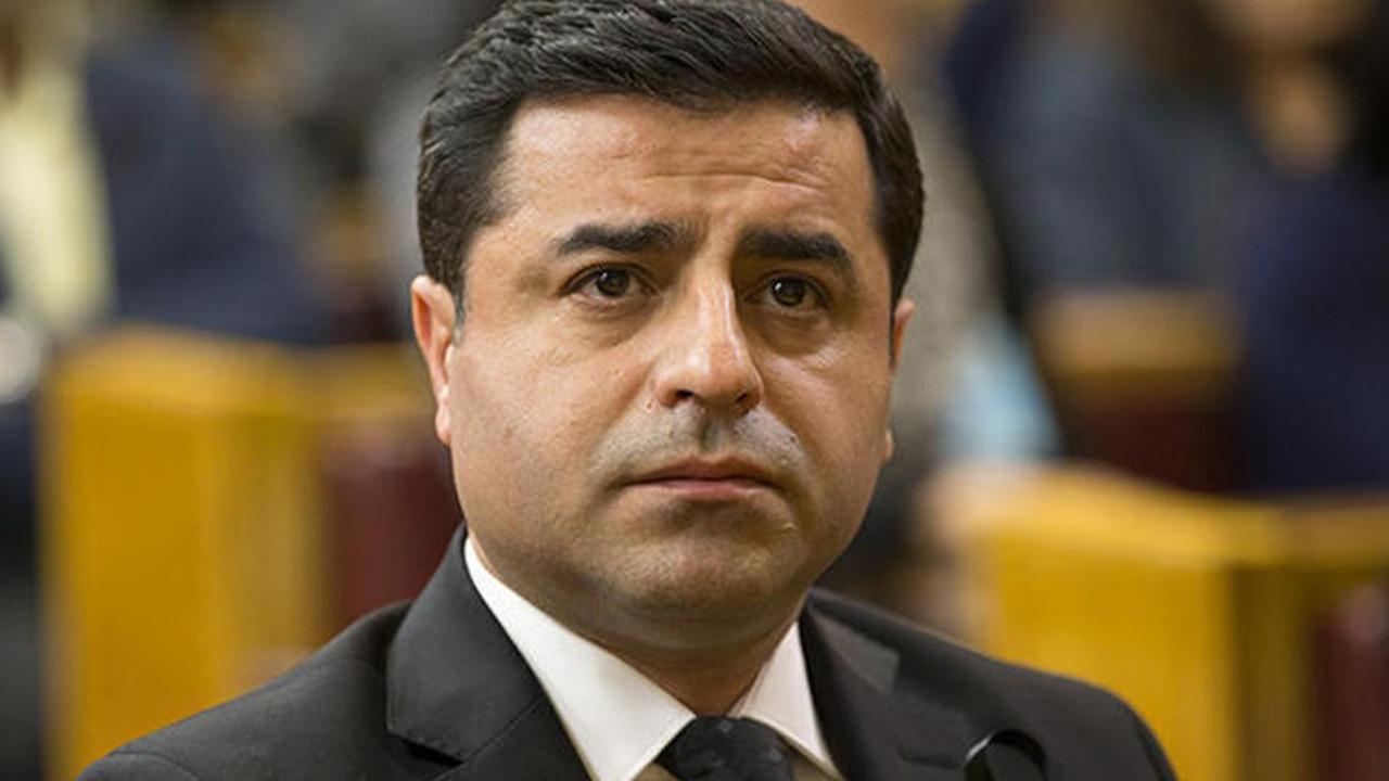 Selahattin Demirtaş 'şehit' demeden başsağlığı diledi!