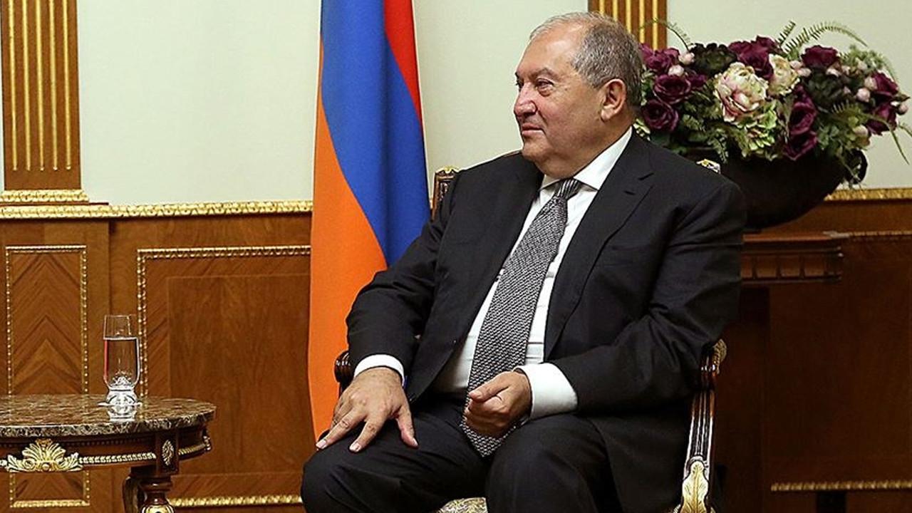 Ermenistan Cumhurbaşkanı Sarkisyan hastaneye kaldırıldı