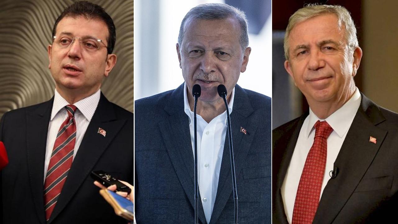 Abdulkadir Selvi Optimar'ın anketini paylaştı! Erdoğan'ın karşısında hangisi öne geçti: Ekrem İmamoğlu mu Mansur Yavaş mı?
