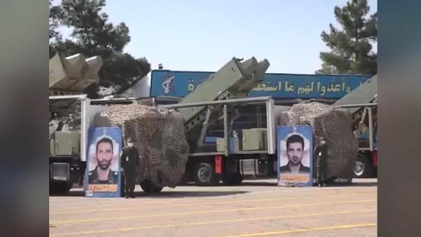 İran, yeni füze kentinin tanıtımını yaptı - Sayfa 3
