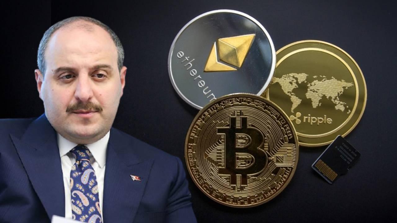 Bakan Varank: Kripto piyasalar dolandırıcılık ve risk barındırıyor