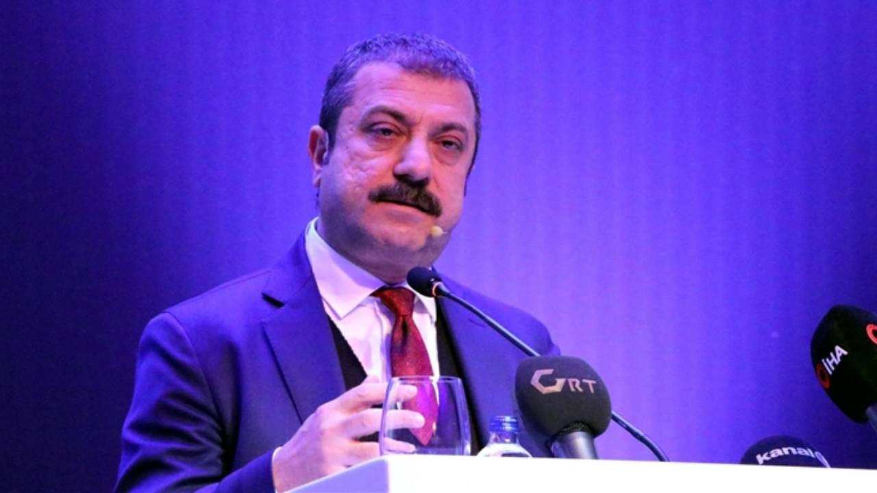 Merkez Bankası'nın yeni başkanı Kavcıoğlu'ndan ilk açıklama
