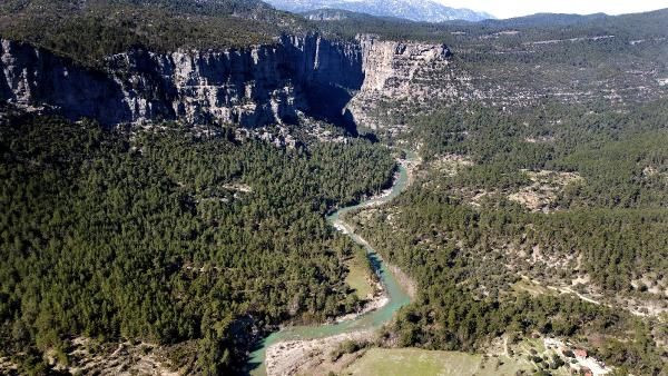 'Tazı Kanyonu'na sahip çıkalım' çağrısı - Sayfa 1