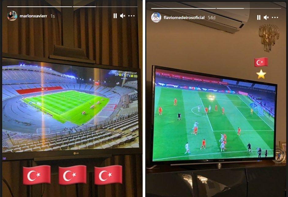 Josef de Souza, Mesut Özil ve Felipe Melo'dan Türkiye paylaşımı - Sayfa 3