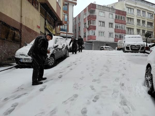 İstanbul beyaza büründü - Sayfa 2