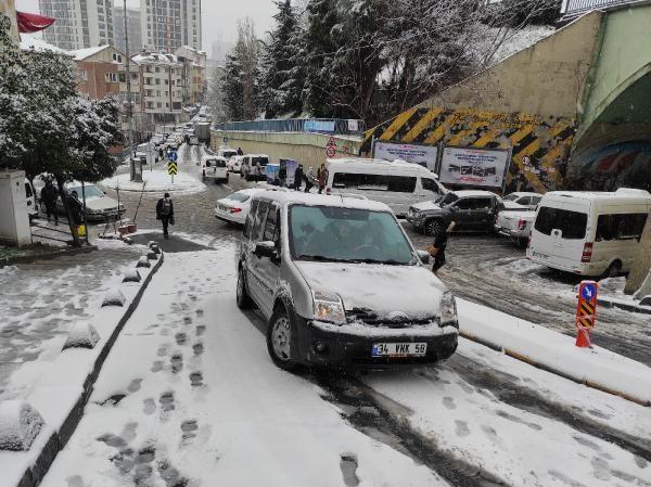 İstanbul beyaza büründü - Sayfa 4