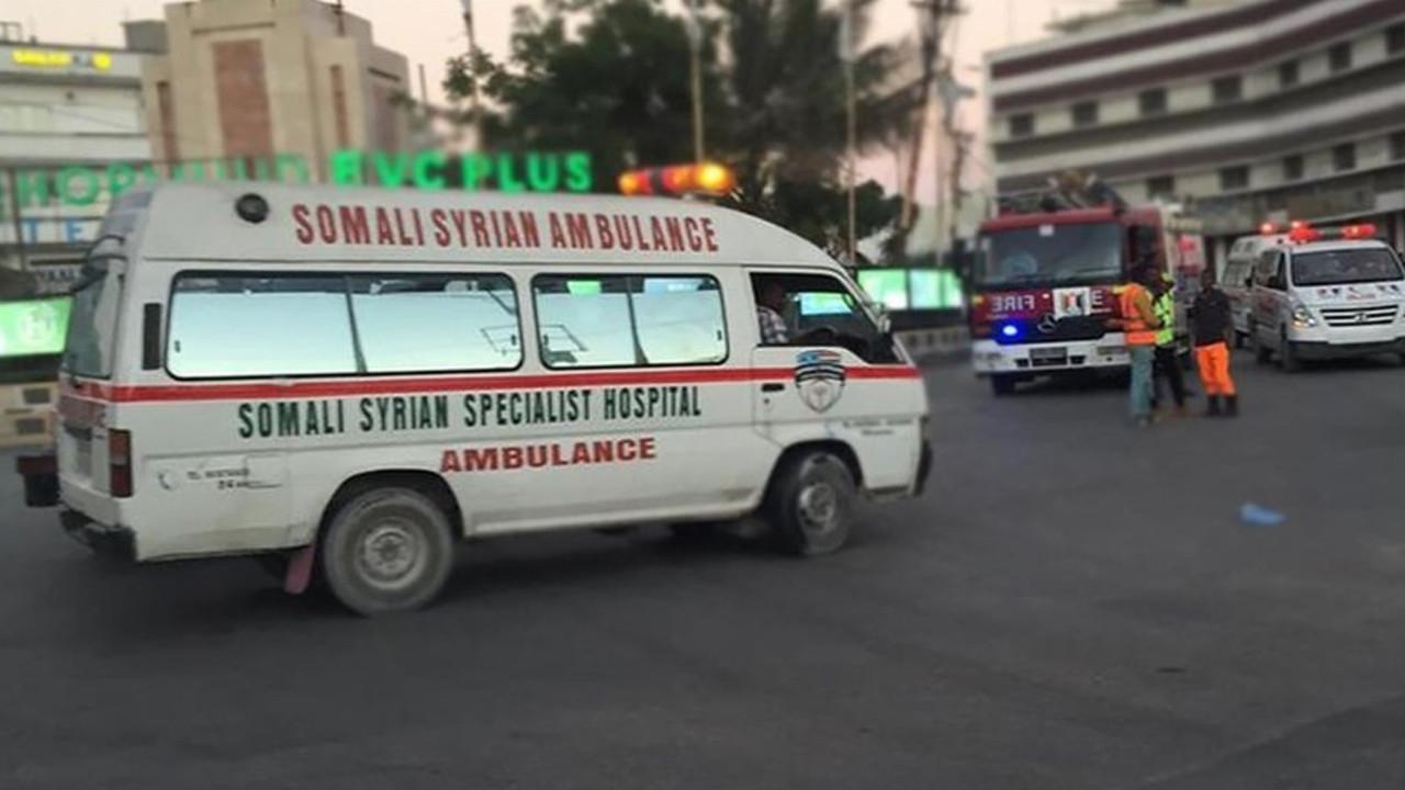 Somali'de BM ve Afrika Birliği binalarına saldırı!