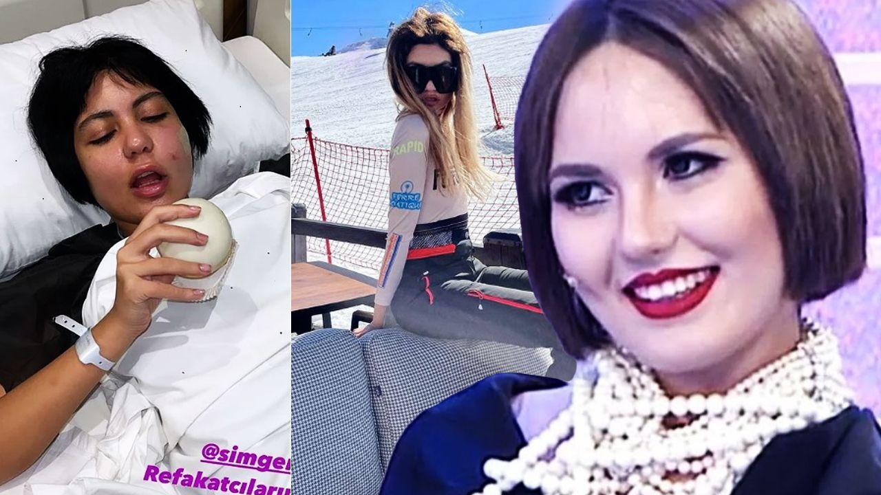 Fenomen Bahar Candan'ı Uludağ tatilinde erkek arkadaşının darbettiği ortaya çıktı - Sayfa 1