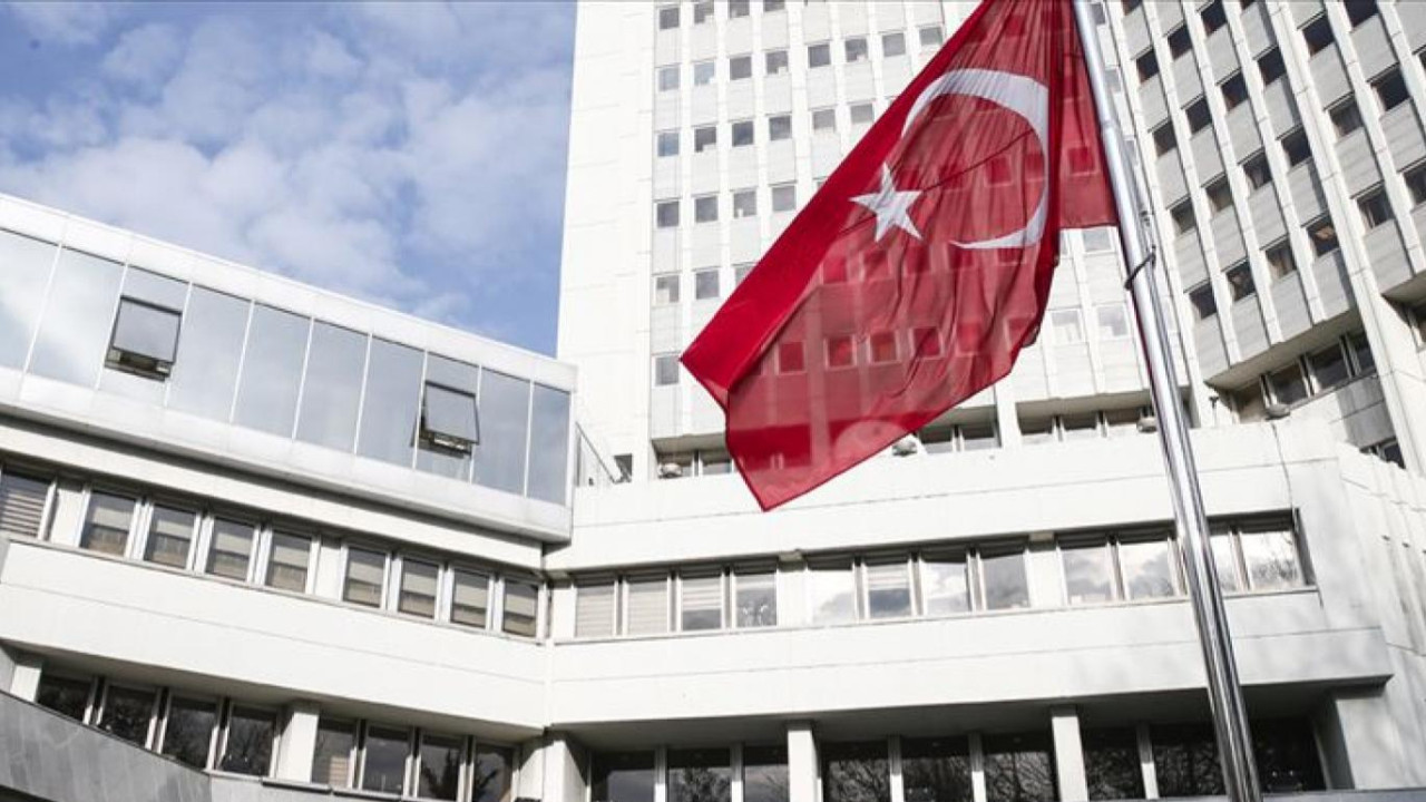 Dışişleri Bakanlığı'ndan AB'nin Türkiye mesajına ilişkin açıklama: Olumlu ancak tek yönlü bir bakış açısı