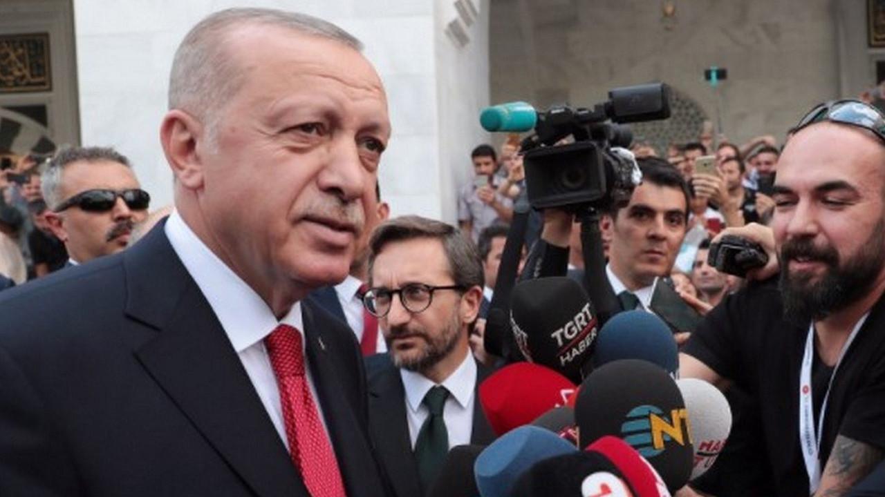 İstanbul Sözleşmesi tartışmaları - Erdoğan; Attığımız adım tamamen yasal