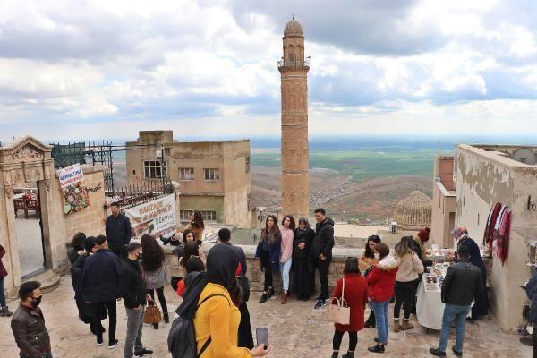 Mardin'de, 'kısıtlamasız hafta sonu' yoğunluğu - Sayfa 2