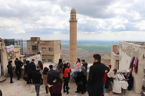 Mardin'de, 'kısıtlamasız hafta sonu' yoğunluğu - Sayfa 3