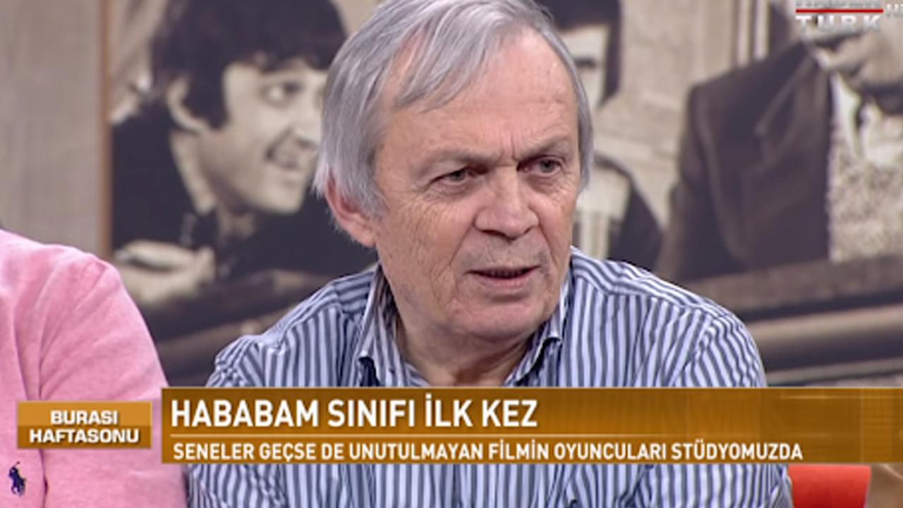 Usta oyuncu Fazıl Ender Uzun hayatını kaybetti