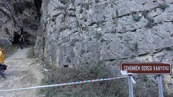 Cehennem Deresi Kanyonu'nda erkek cesedi bulundu - Sayfa 1