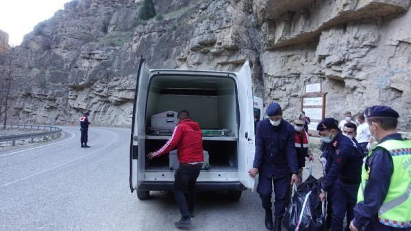 Cehennem Deresi Kanyonu'nda erkek cesedi bulundu - Sayfa 2