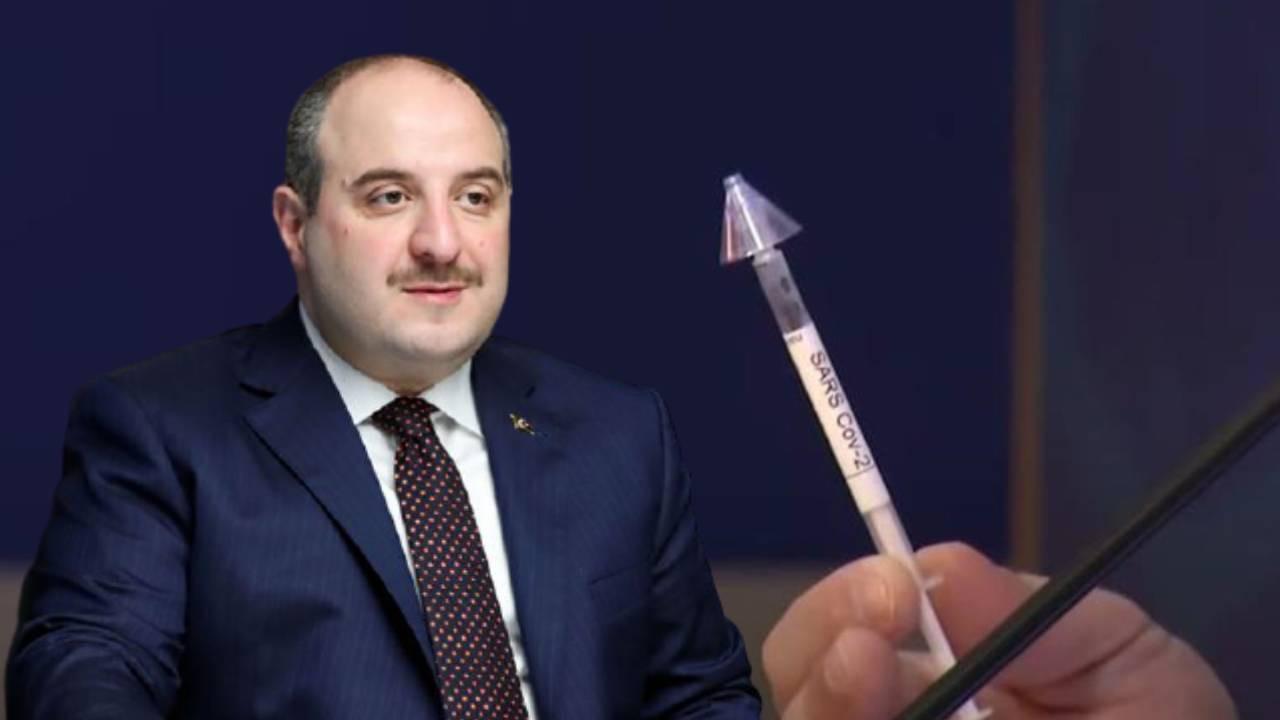 Bakan Varank'tan iki müjde geldi! Hem aşı hem de sanayi alanında büyük gelişme