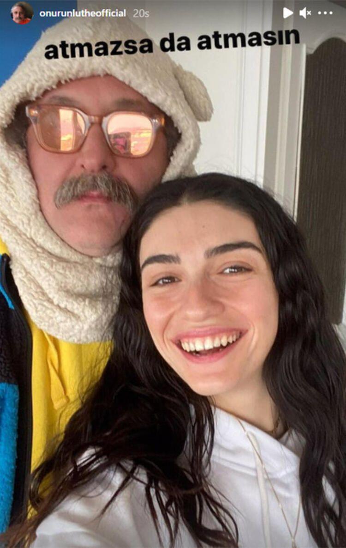 Hazar Ergüçlü sevgilisi Onur Ünlü'yü ifşaladı! - Sayfa 4
