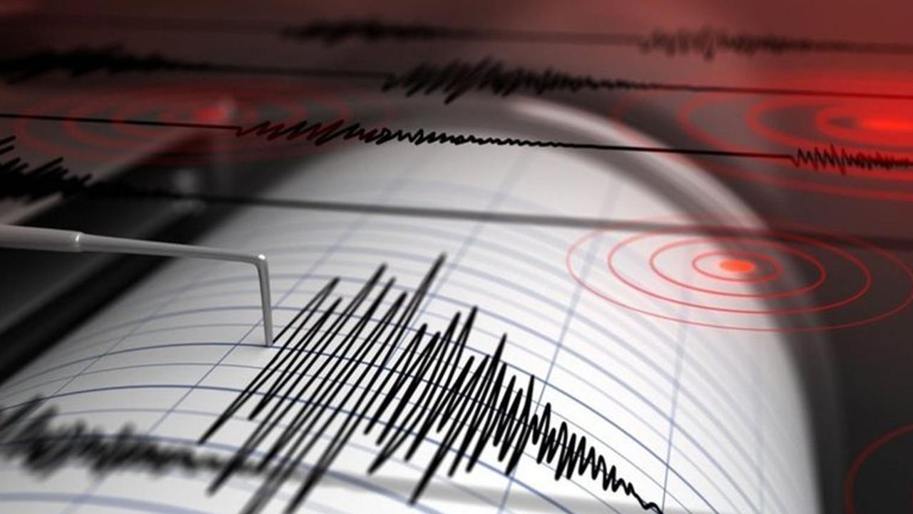 Kuşadası'nda 3.7 büyüklüğünde deprem