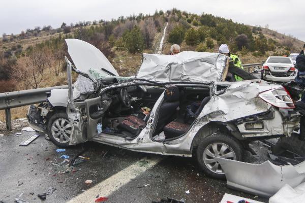 Ankara TEM yolunda katliam gibi kaza; 4 ölü - Sayfa 2