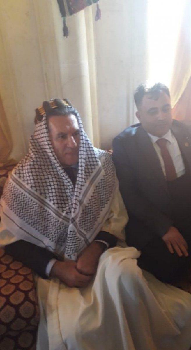 """Mustafa Sarıgül Şanlıurfa'yı ziyaret etti, katıldığı bir düğünde """"şeyh"""" gibi giyindi - Sayfa 1"""