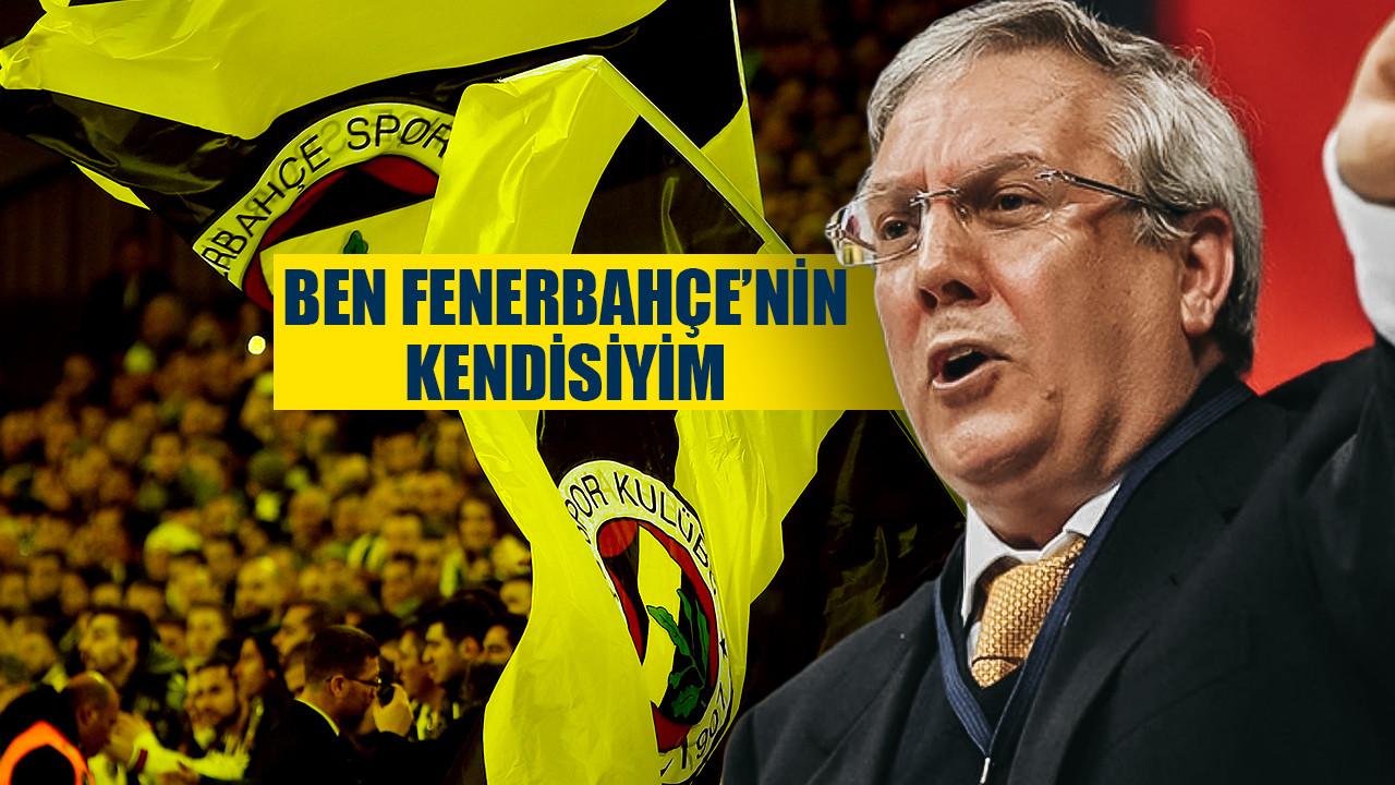 Aziz Yıldırım suskunluğunu bozdu; Galatasaray'a çok sert yanıtlar
