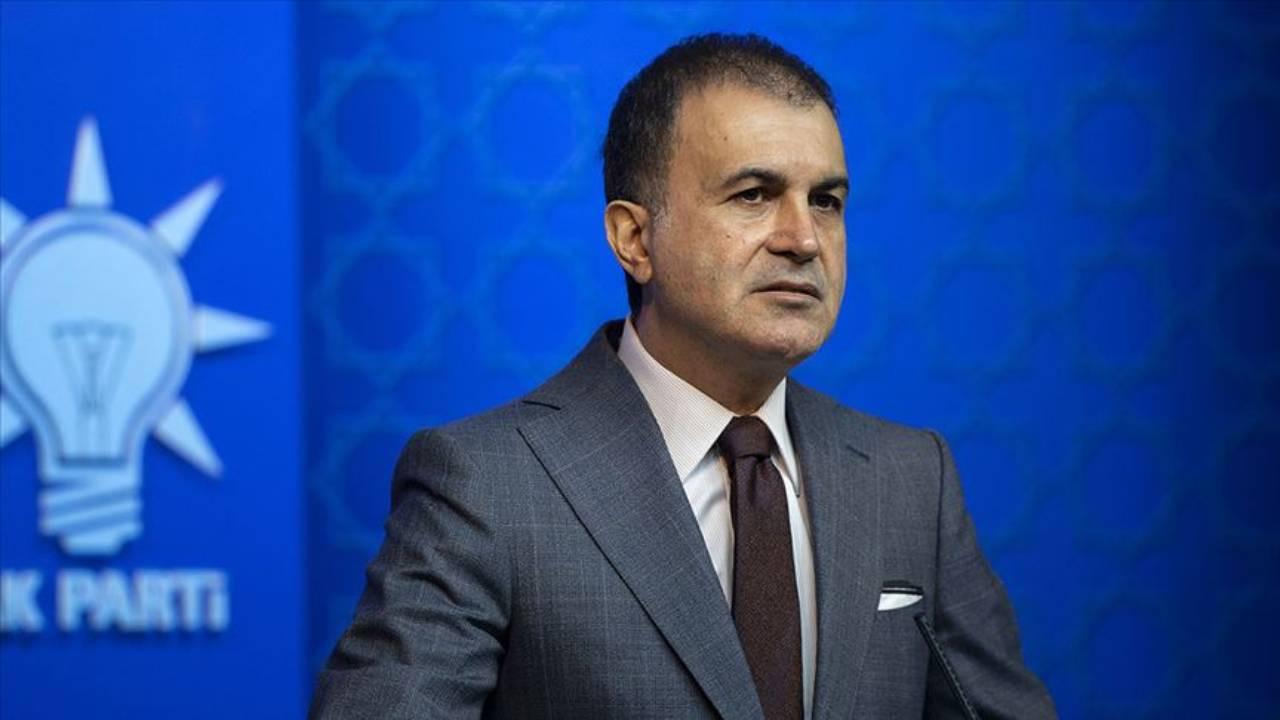 AK Parti Sözcüsü Çelik'ten Güney Kıbrıs'a kınama