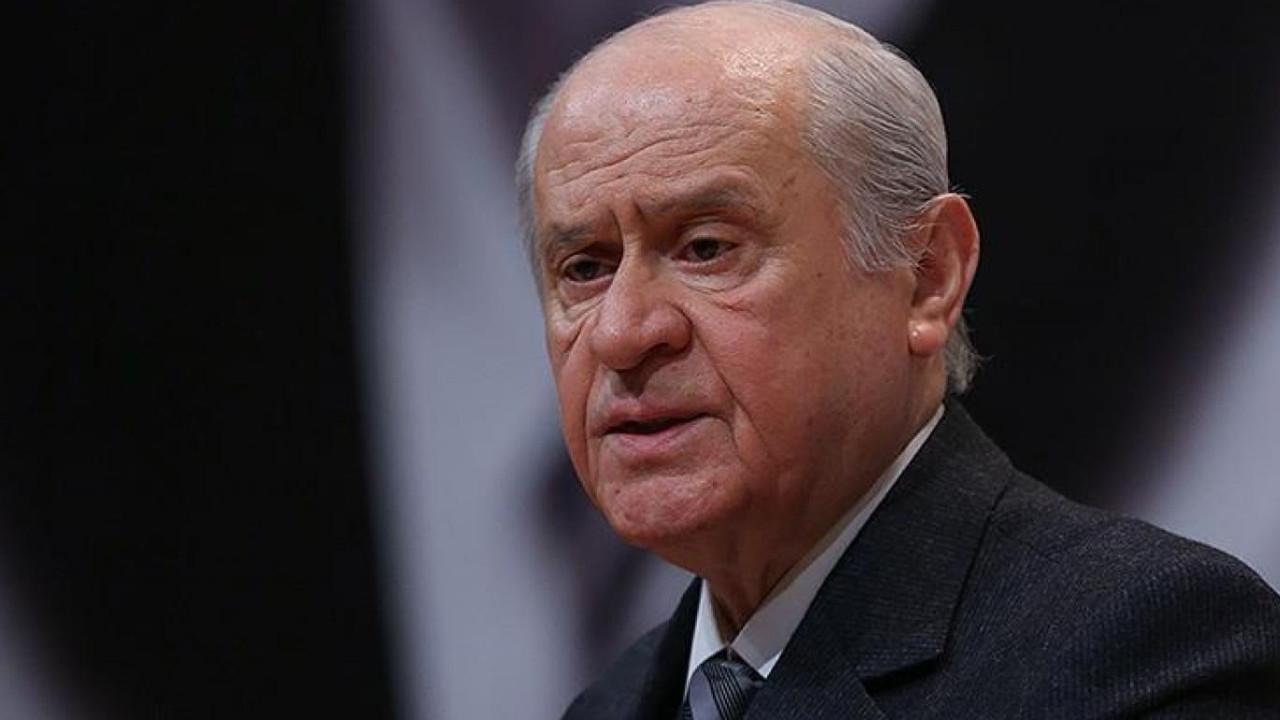 MHP lideri Bahçeli'den 104 amirale çok sert tepki: İmzası bulunan amirallerin rütbeleri sökülmelidir