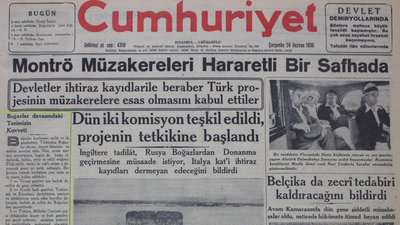 Montrö Boğazlar Sözleşmesi nedir? Türkiye için ne anlama geliyor?