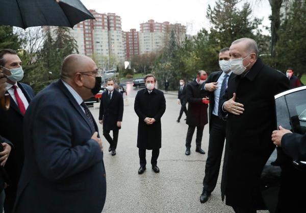 Cumhurbaşkanı Erdoğan, Türkeş'in mezarını ziyaret etti - Sayfa 3