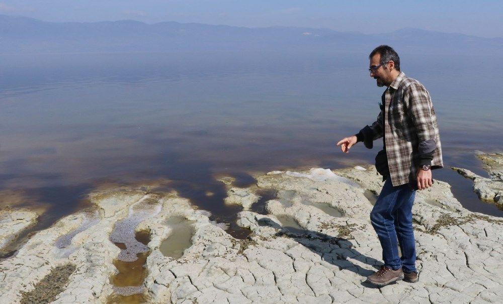 Burdur Gölü'nde korkutan görüntü: 'İlkbahar patlaması' - Sayfa 1