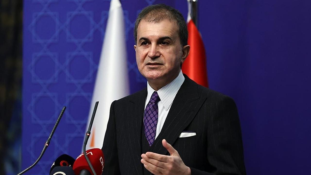AK Parti Sözcüsü Ömer Çelik; Bu bildirinin neye hizmet ettiğini biliyoruz