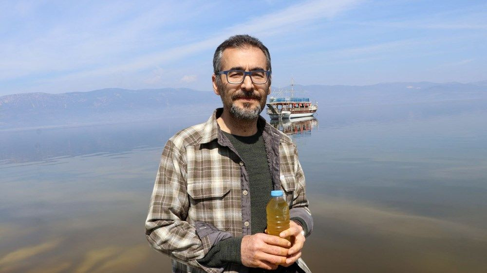 Burdur Gölü'nde korkutan görüntü: 'İlkbahar patlaması' - Sayfa 3