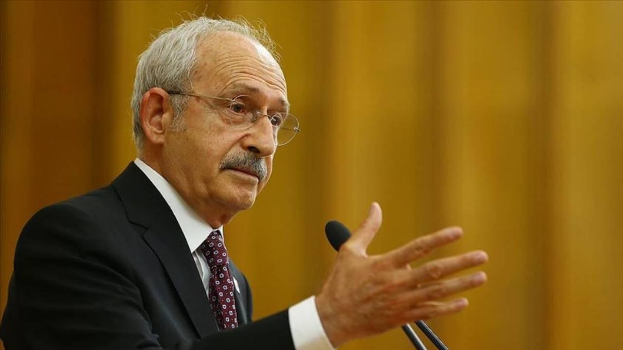 Kılıçdaroğlu'dan emekli amirallerin bildirisine ilişkin açıklama