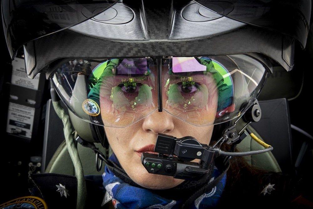 Türkiye'nin ilk kadın taarruz helikopter pilotu - Sayfa 2