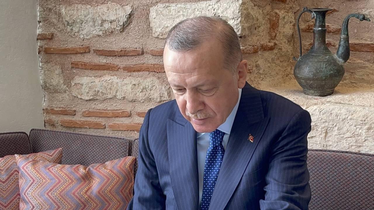 İletişim Başkanı Altun'dan 'Erdoğan' paylaşımı