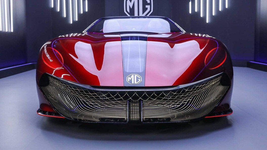 MG Cyberster ile geleceğe dönüş! 3 saniyede 100 kilometre hız - Sayfa 1