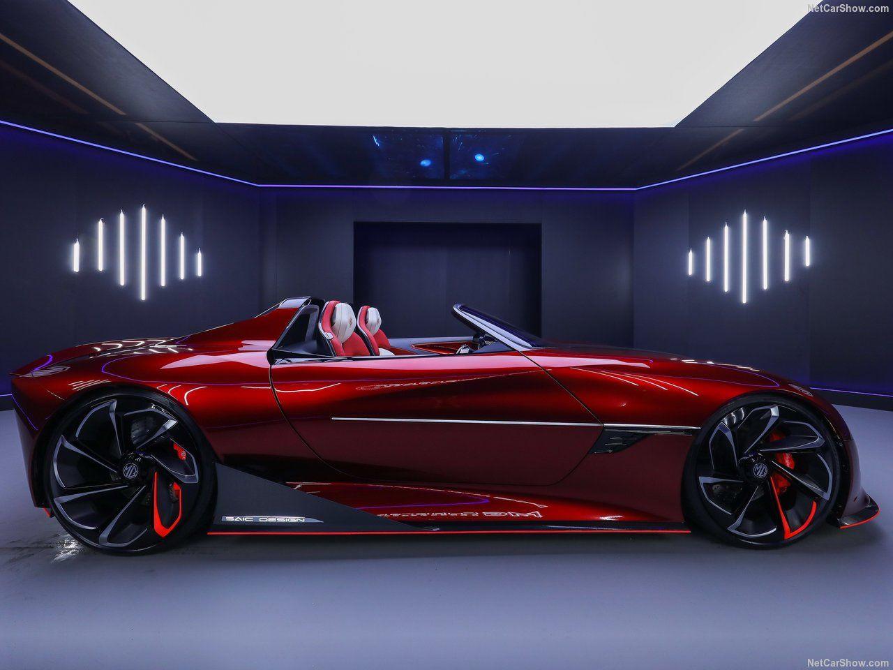 MG Cyberster ile geleceğe dönüş! 3 saniyede 100 kilometre hız - Sayfa 2