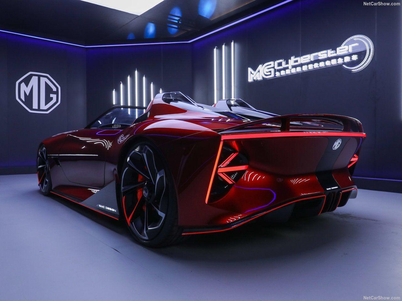 MG Cyberster ile geleceğe dönüş! 3 saniyede 100 kilometre hız - Sayfa 4