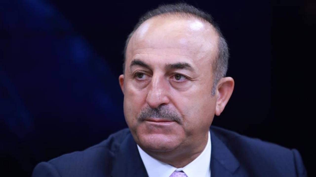 """Bakan Çavuşoğlu'ndan """"Mısır"""" açıklaması"""