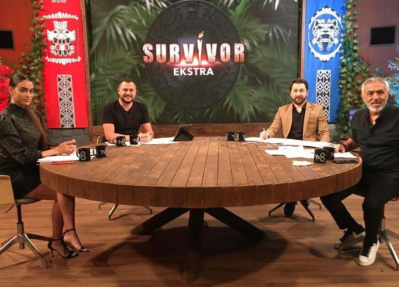 Survivor Ekstra programında deprem; Acun Ilıcalı o ismi kovdu - Sayfa 1