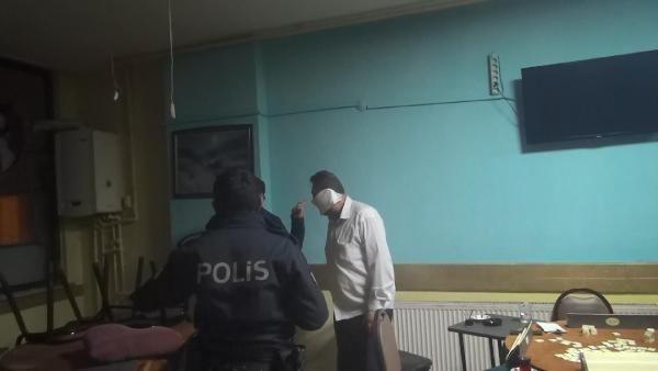 Tuvalet kağıdını maske yaptı! Polis baskınında ilginç anlar - Sayfa 3