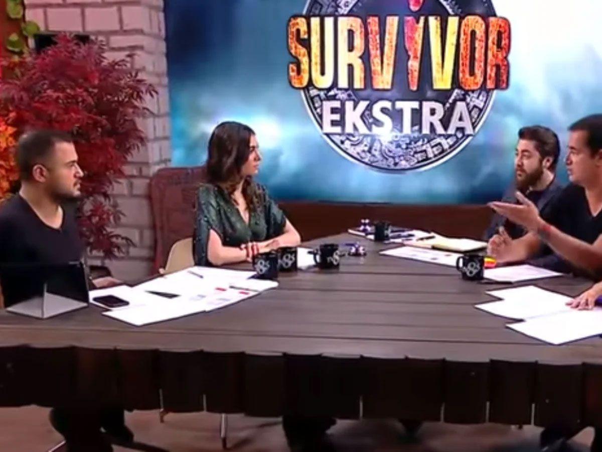 Survivor Ekstra programında deprem; Acun Ilıcalı o ismi kovdu - Sayfa 3