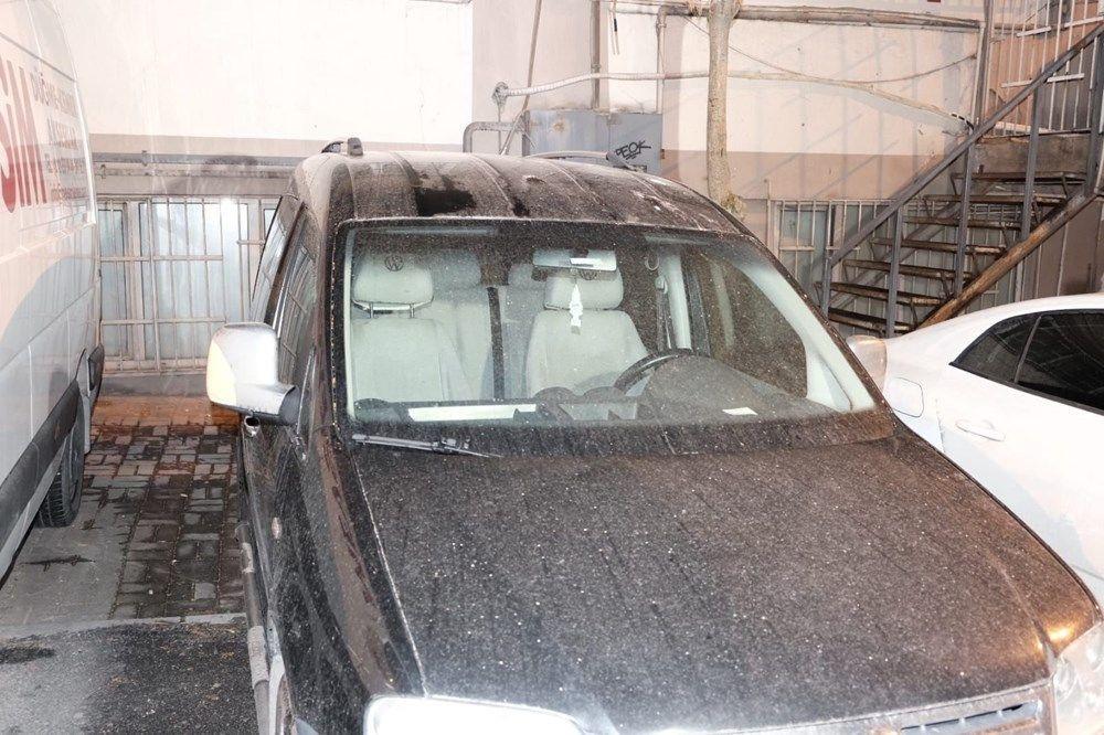 İstanbul'da gece çamur yağdı, vatandaşlar soluğu oto yıkamacılarda aldı - Sayfa 2