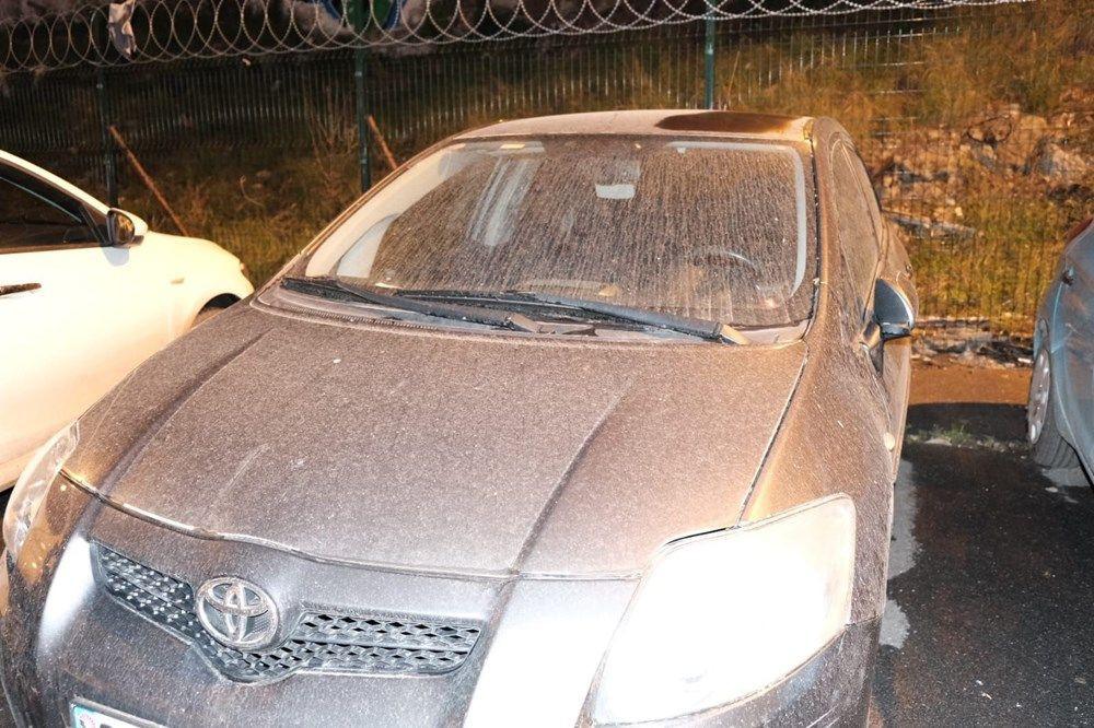 İstanbul'da gece çamur yağdı, vatandaşlar soluğu oto yıkamacılarda aldı - Sayfa 4