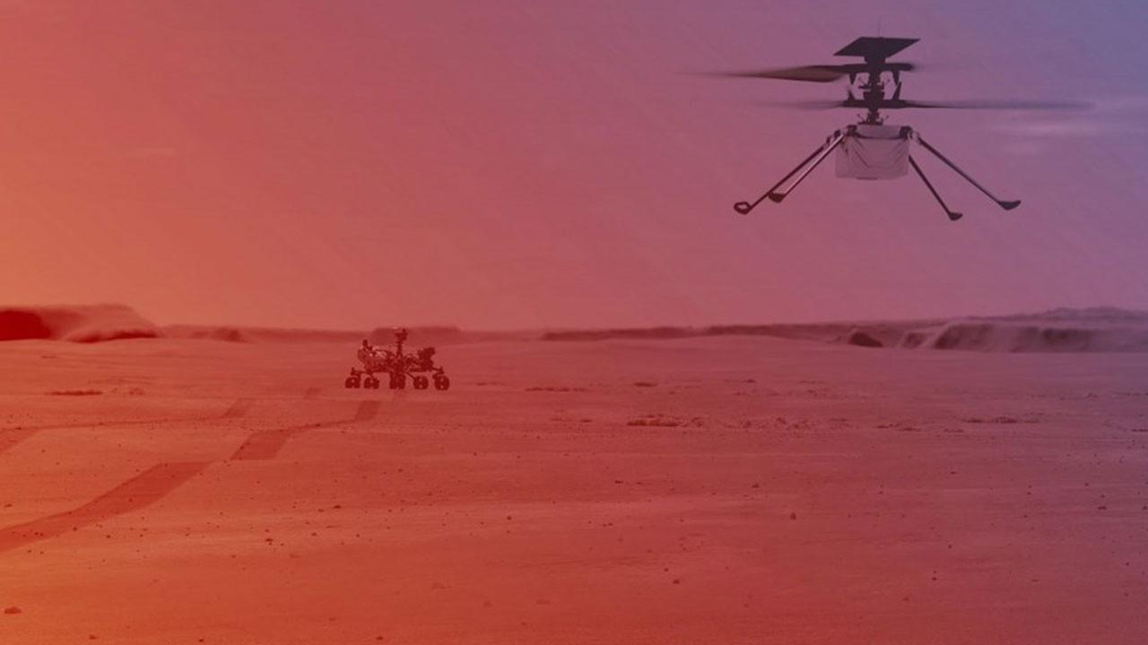 NASA: Veriler dünyaya ulaştı, uçuş başarılı