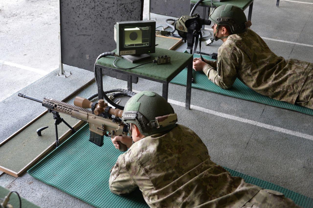 Teröristlerin korkulu rüyası keskin nişancılar eğitimlerine devam ediyor - Sayfa 3
